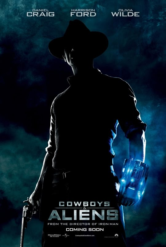 Movie Review: Cowboys And Aliens – The Page Of Reviews