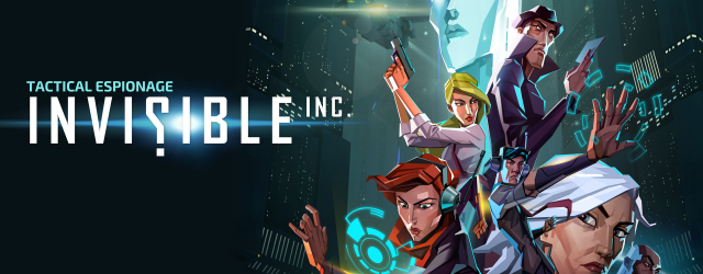 Wherein Adam reviews Invisible Inc, a game that he never knew he always wanted.