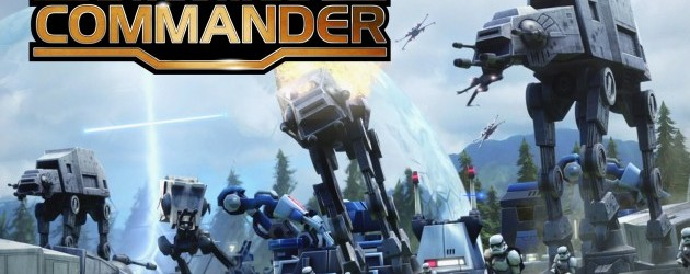 Wherein Adam test drives Star Wars: Commander, a social game that manages to be not terrible.