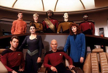 written off star trek  tng