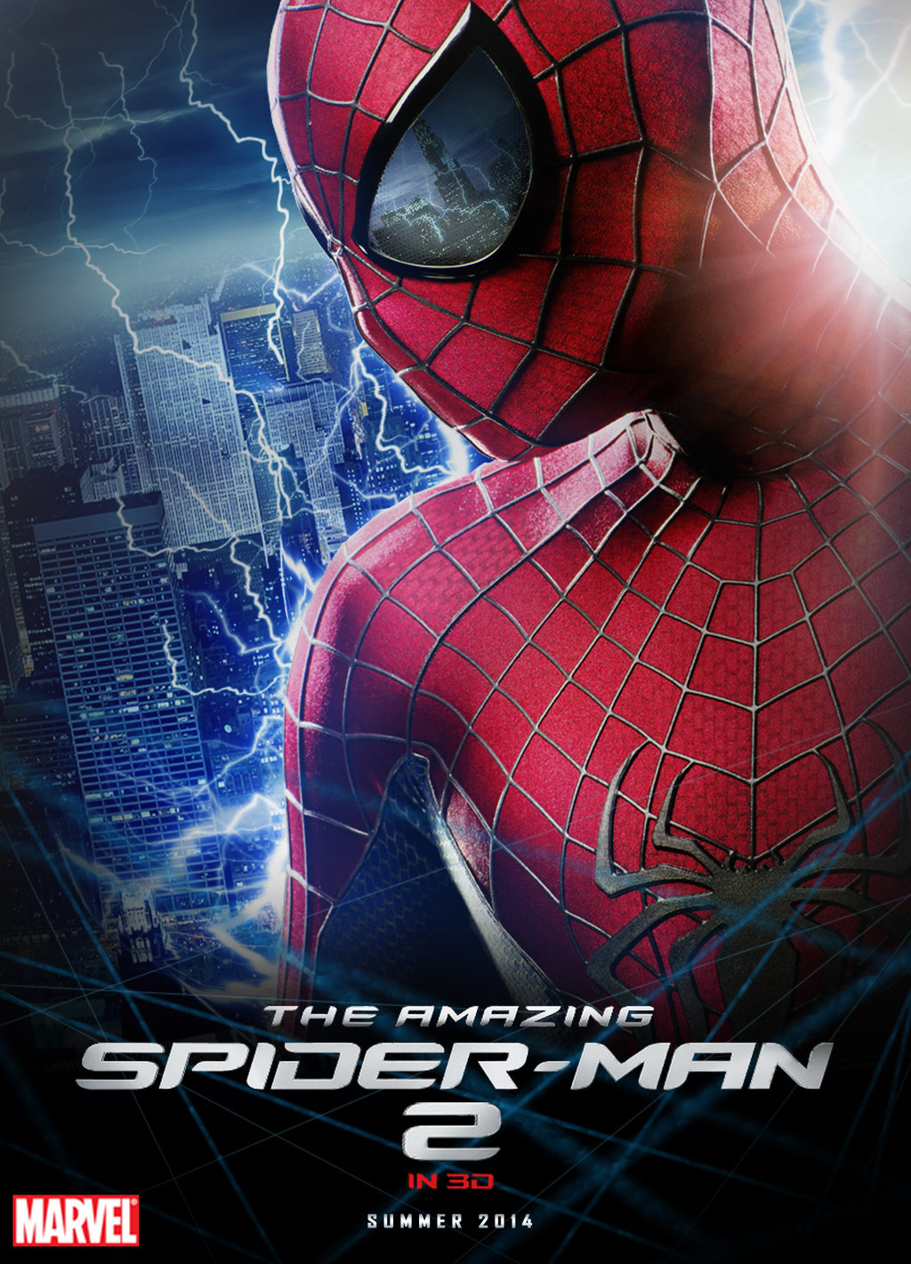 the amazing spider-man dreamfilm