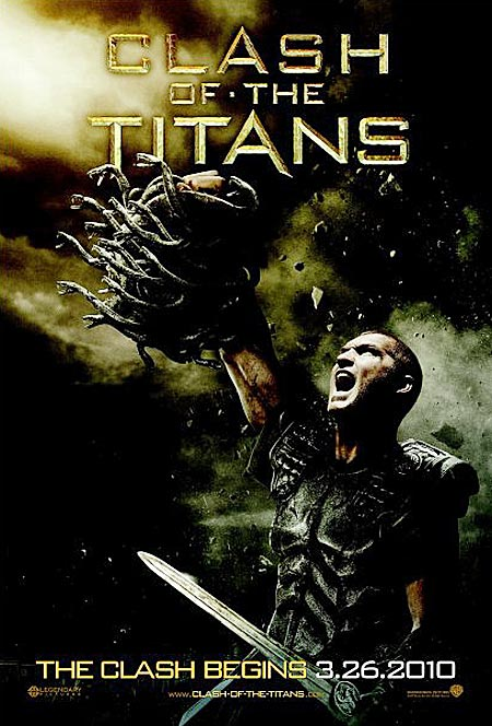 Movie Review: Clash of the Titans « The Page of Reviews