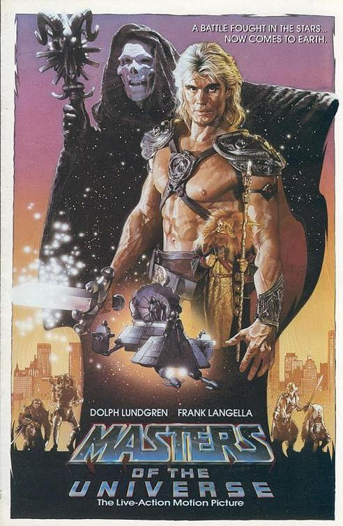 retro movie review masters of the universe � the page of