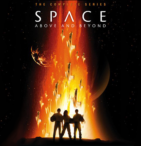 retro television review space above and beyond � the page