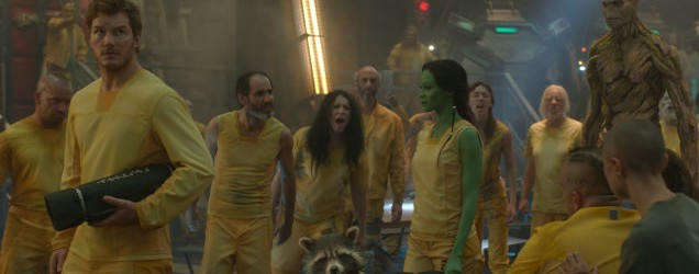 Wherein Adam takes issue with lazy writing and the prison-industrial complex in Marvel's Guardians of the Galaxy