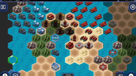 Wherein Adam plays UniWar, a mobile game that makes me take mobile gaming seriously